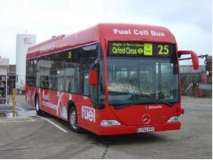 CUTE H2 Bus